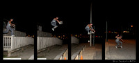 Best photos from session with Tom Loreaux professional Skateboarder